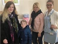 Priber donacija - Porodnišnica Kranj