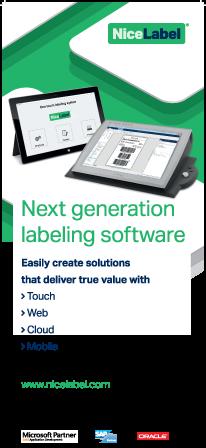 Nicelabel rešitve za tiskanje etiket